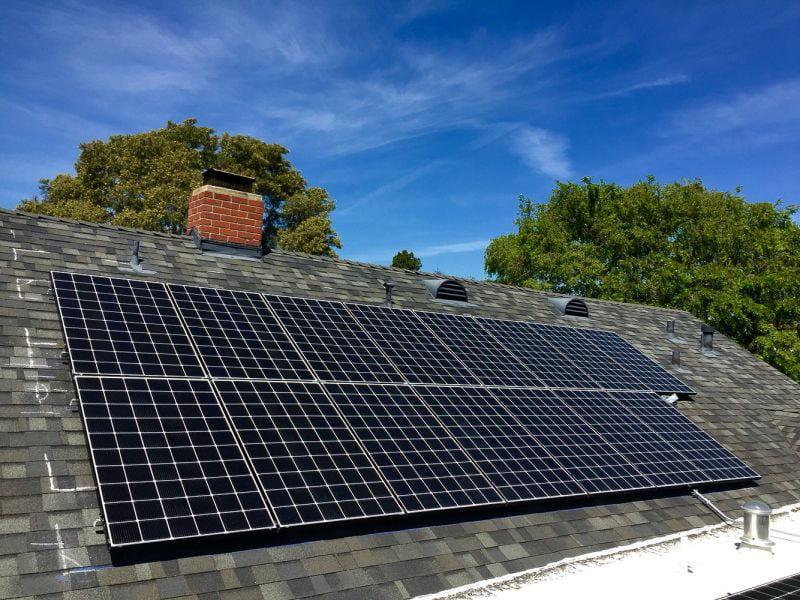 home solar generator