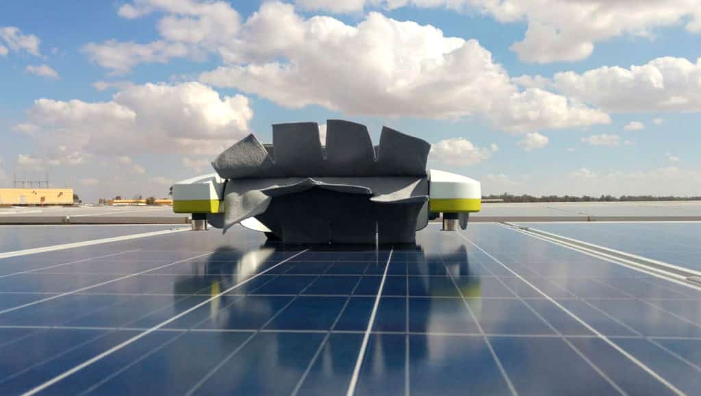 Blue-Solar-Panel